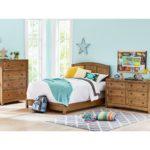 Bristol Convertible Crib Full Size Bed Rails - Sandstone