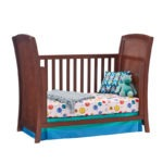 Elise 3-in-1 Convertible Crib - Morocco