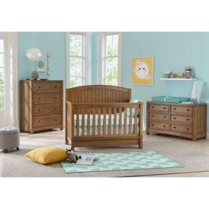 Bristol 4-in-1 Convertible Crib_kf004
