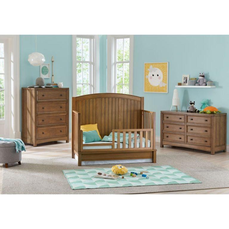 Bristol 4 In 1 Toddler Bed Conversion Kit Kolcraft