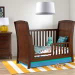 Elise 3-in-1 Toddler Bed Conversion Kit - Morocco