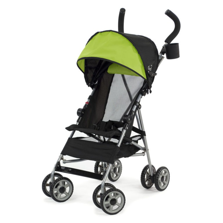Kolcraft Cloud Umbrella Stroller - Spring Green