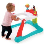 Kolcraft Tiny Steps 2-in-1 Activity Center - Jubilee