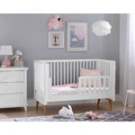 Roscoe 3-in-1 Toddler Bed Conversion Kit - White