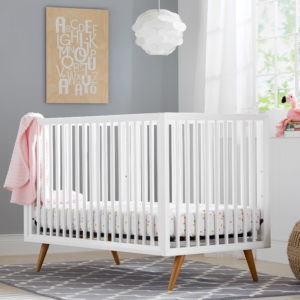 Roscoe 3-in-1 Convertible Crib_kf008-wht