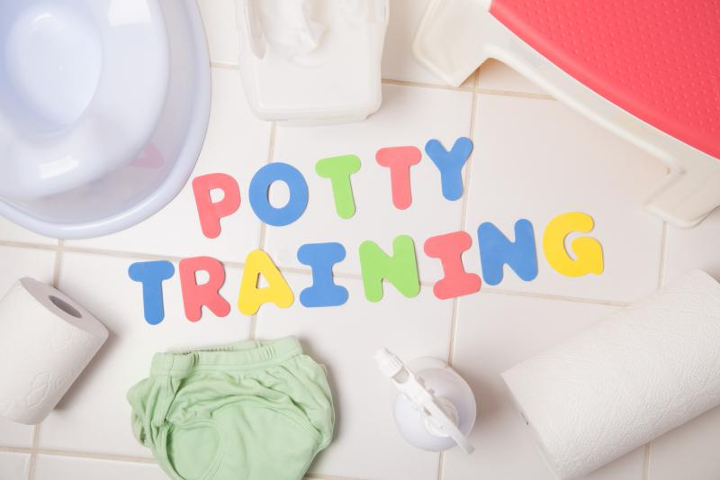 Count Down to Potty Trained