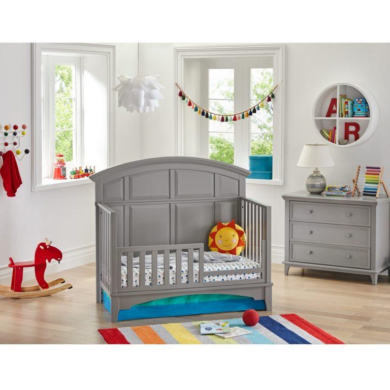 4 In 1 Toddler Bed Conversion Kit Nursery Furniture