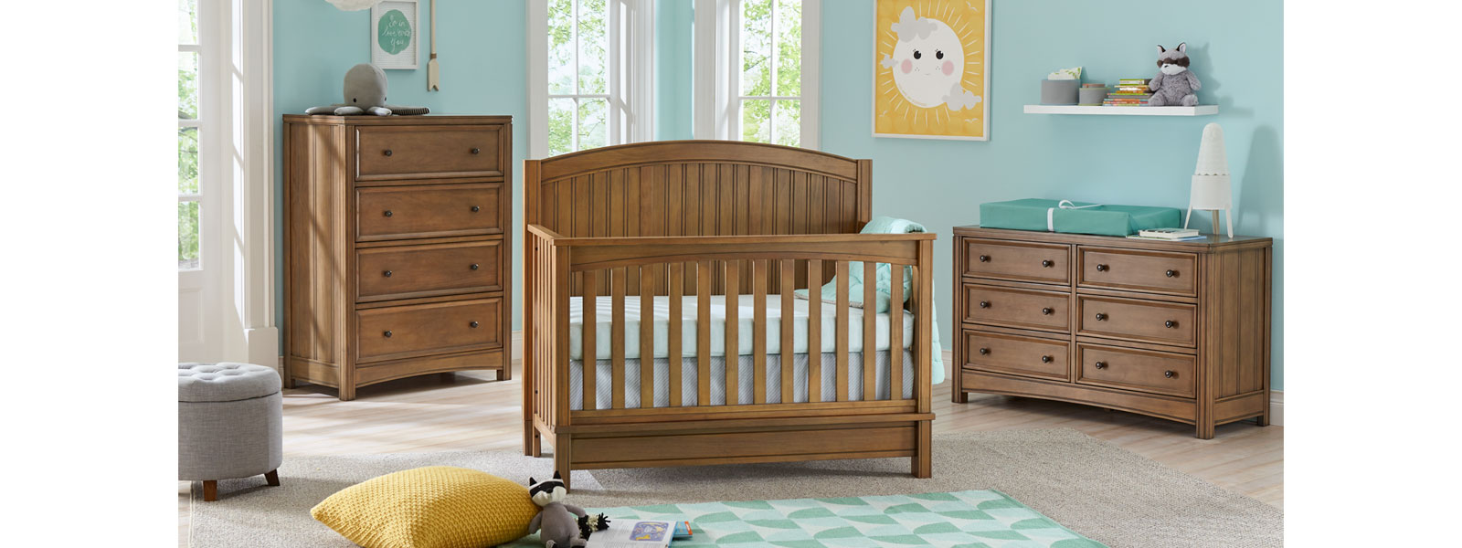 Bristol Convertible Crib Full Size Bed Rails Convertible Crib