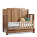 Bristol 4-in-1 Toddler Bed Conversion Kit - Sandstone