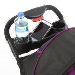 Kolcraft Cloud Sport Lightweight Stroller - Abacus Berry