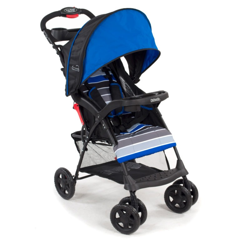 Kolcraft Cloud Sport Lightweight Stroller - Royal Blue