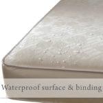Kolcraft Pure Sleep Therapeutic 150 Crib Mattress - White Windsor Garden