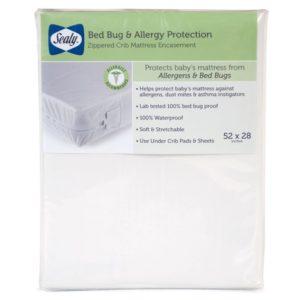 Sealy Baby Bed Bug Encasement