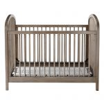 Elston 3-in-1 Convertible Crib - Antique Gray