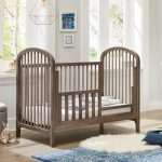 Elston 3-in-1 Toddler Bed and Daybed Conversion Kit - Antique Gray