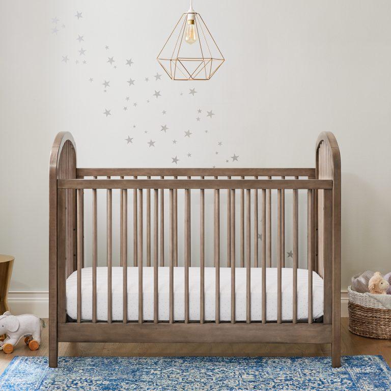 Baby Crib | Elston 3-in-1 Convertible Crib | Farmhouse Style ...