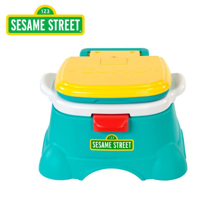 Sesame Street Elmo Hooray! 3-in-1 Potty | Kolcraft com
