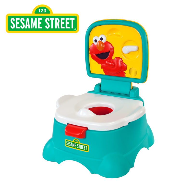Sesame Street Elmo Hooray! 3-in-1 Potty - Elmo Horray