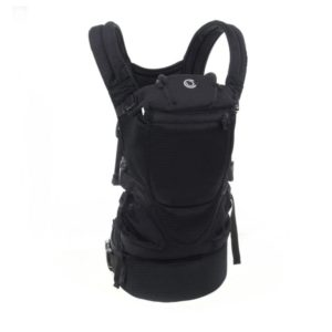 Contours Love baby carrier black