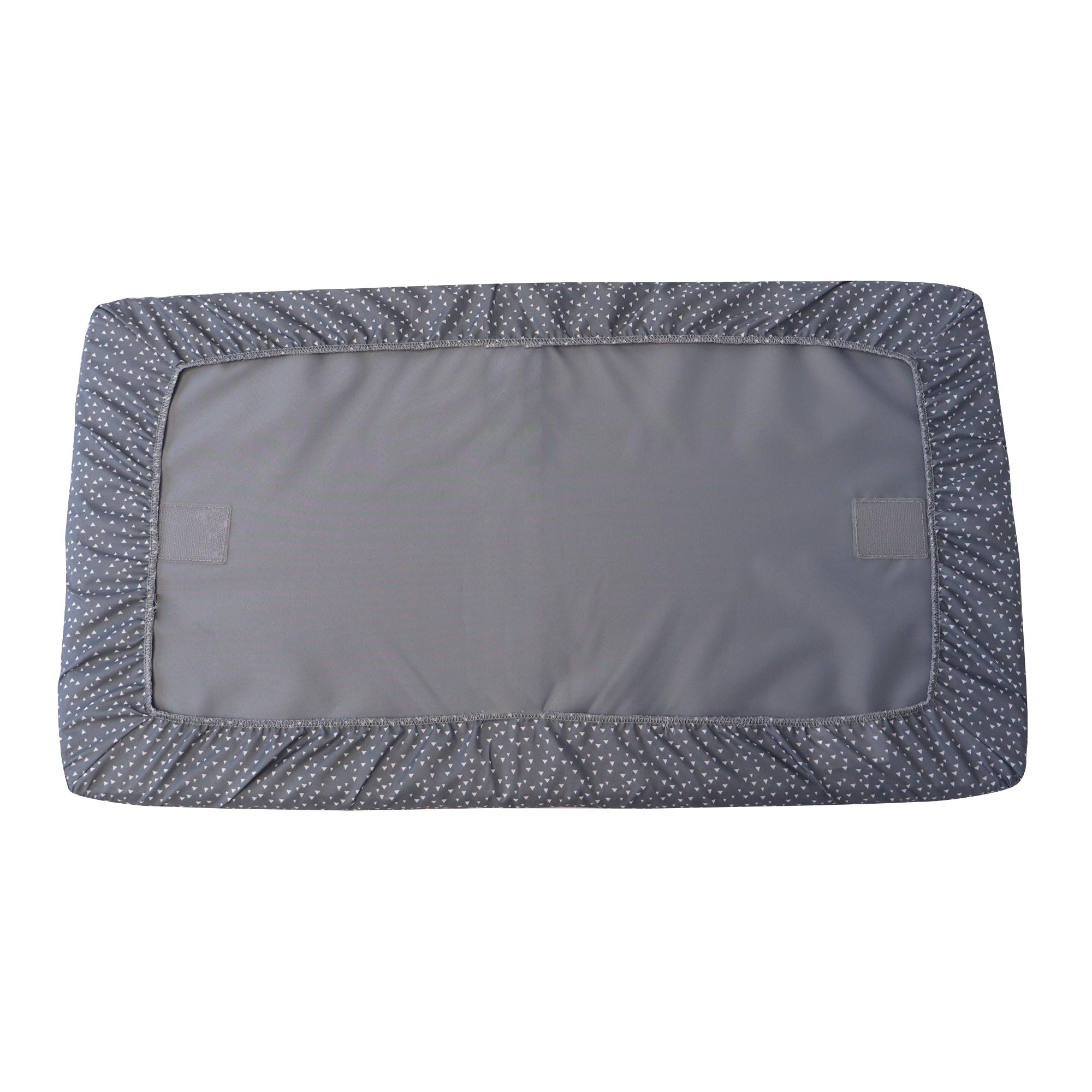 Kolcraft Fitted Bassinet Sheet bottom